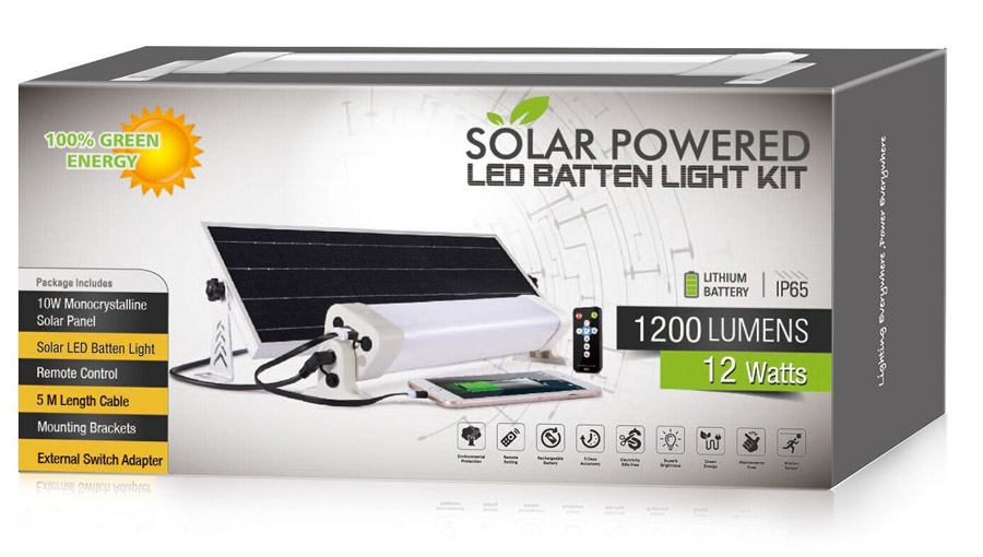 solar light kit