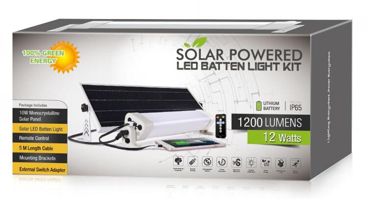 Vertical Solar Led Street Light L